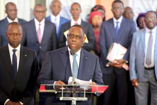 Nominations en Conseil des Ministres du jeudi 02 janvier 2020