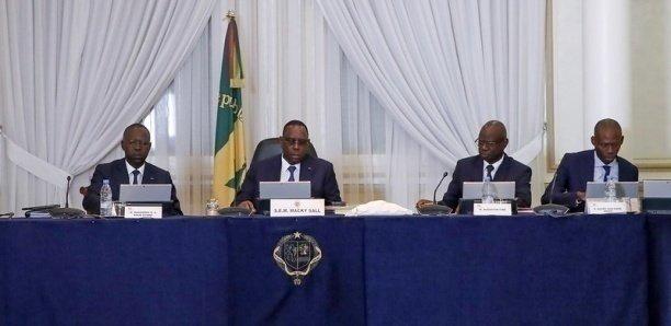 Les nominations du Conseil des ministres du 2 Janvier 2020