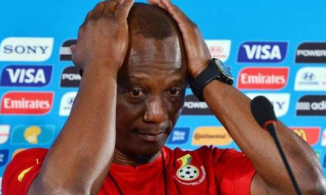 Football - Ghana: les dirigeants de toutes ses sélections, renvoyés