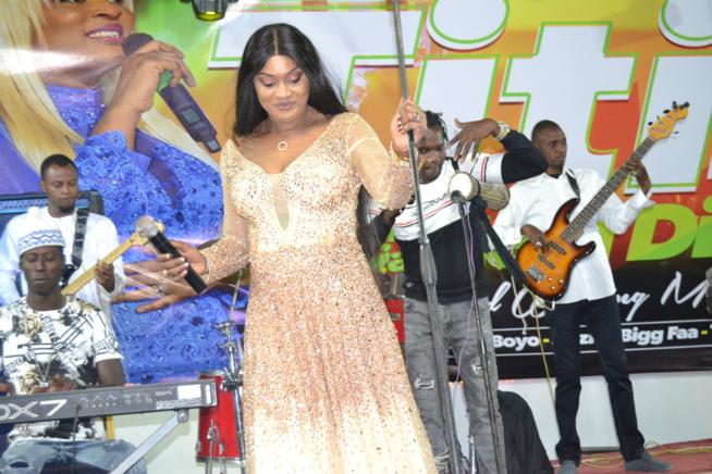 VIDÉO: Gala Dinner, la lionne Titi marque ses empreintes encore pour 2020 en Gambie. REGARDEZ