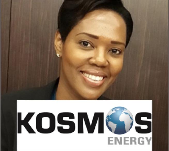 Kosmos Energy: Une Sénégalaise nommée Vice-présidente et Directrice régionale en charge des activités au Sénégal et en Côte d'Ivoire