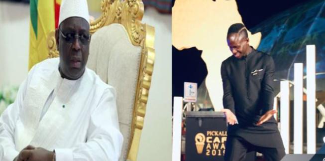 Macky Sall sur le sacre de Mané : ''Un merveilleux exploit qui mérite d'être magnifié »