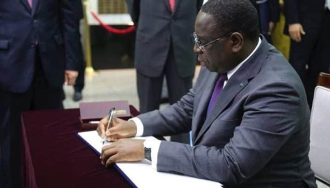 Universités: Macky Sall va signer de nouveaux décrets de nomination au grade de professeur titulaire