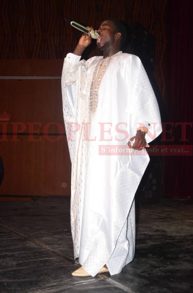 VIDÉO: Entrée explosive, Sidy Diop signe son premier entré au Grand Theatre pour 2020