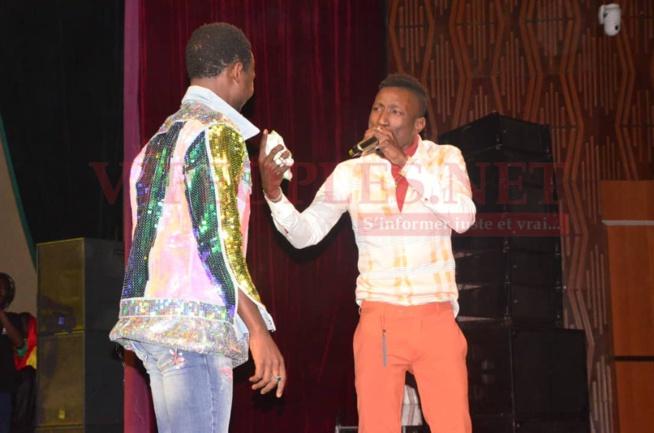 VIDÉO: L'intégralité des images de la belle réussite de Sidy Diop au Grand Théâtre pour cette année 2020.