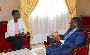 Débat sur le 3eme mandat : Rama Yade en phase avec Macky Sall