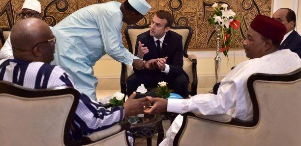 Macron et les Présidents du G5: l'heure et le heurt de la clarification