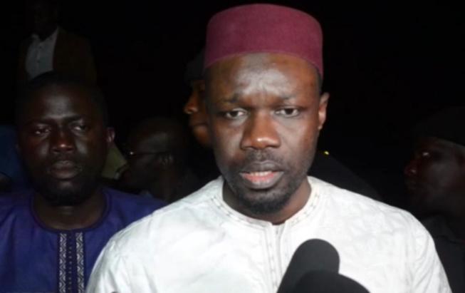 Ousmane Sonko à Saint- Louis: « Macky Sall doit comprendre qu'il perd son temps »