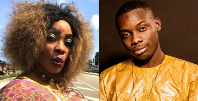 Côte d'ivoire: Tina Glamour en colère contre Sidiki Diabaté fait une révélation