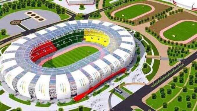 Nombre de places, coût du projet… : Tout savoir sur le futur Stade Olympique de Diamniadio
