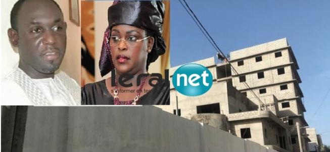 VIDEO - Construction d'un immeuble, contestée à Ouest Foire - Son propriétaire Mouhamed Fall dispose de papiers légaux…: Les contestataires nagent dans l'erreur !