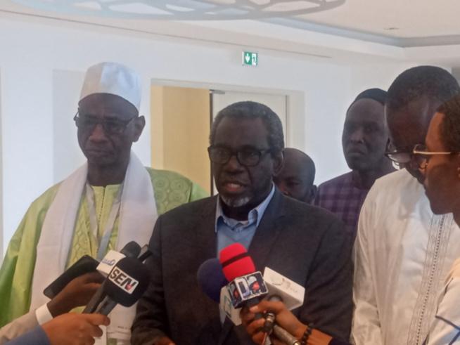 Dialogue national- Après un huis-clos de 6 heures: Le Règlement intérieur du Comité de pilotage adopté