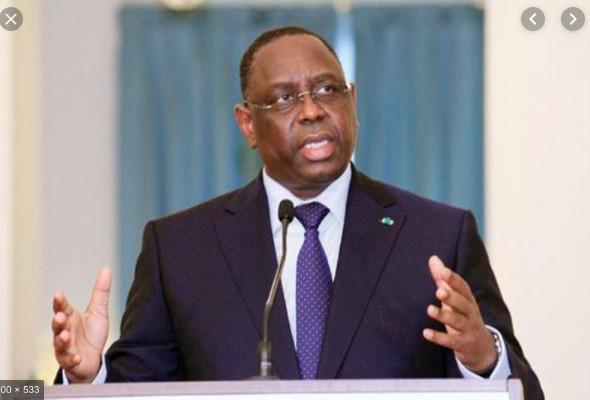 Discours de Macky Sall à la réunion présidentielle sur les faux médicaments à Lomé