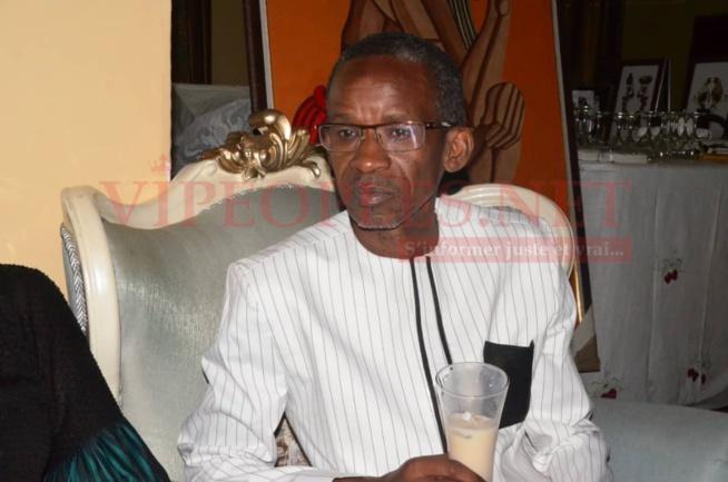 Les 85 images de l'anniversaire royal du Président Mbagnick Diop élu Homme de l'ANNÉE par Vipeoples.net