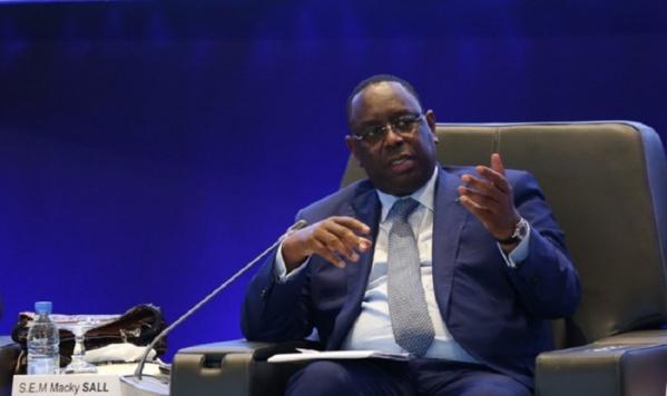 Macky Sall avoue:  » J'assume ma solidarité avec la France »