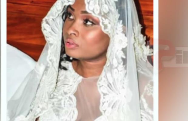 Les images exclusives du mariage de Ruby, la fille de feu Bocandé
