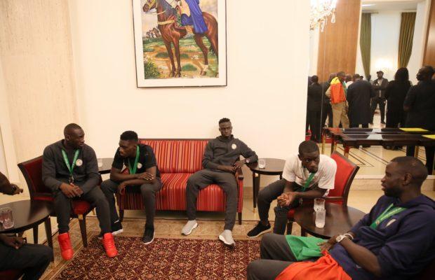 Elim Coupe du Monde 2022 : Le Sénégal sera dans le groupe H avec le Congo, la Namibie et le Togo