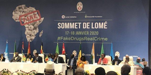 Initiative de Lomé : la nouvelle offensive africaine contre le trafic de faux médicaments
