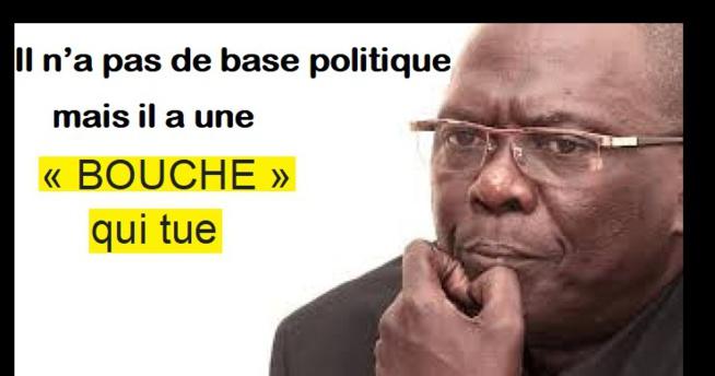 Moustapha Diakhaté: Un semeur de zizanie nuisible et nocif