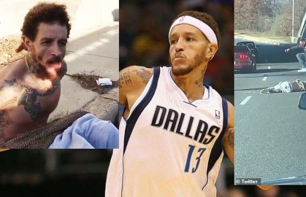 Delonte West : La terrible et triste descente aux enfers de l'ex-star de la NBA, arrêté et tabassé dans la banlieue de Washington