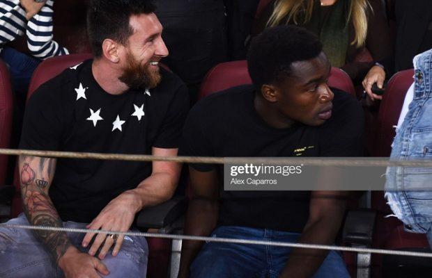 FC Barcelone: Le nouveau coach écarte encore Moussa Wagué