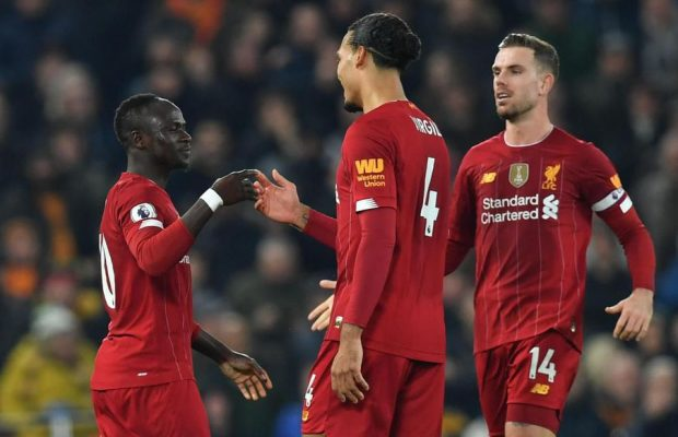 Premier League: Les 9 records que vise Liverpool et Sadio Mané en 2020