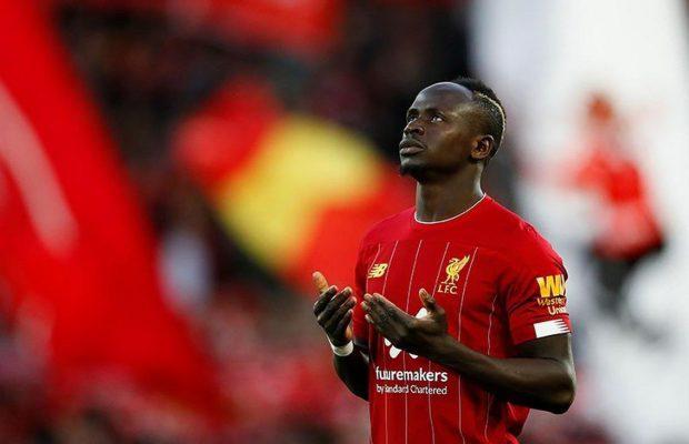 Sadio Mané: « Nous voulons gagner la Premier League et la C1 »