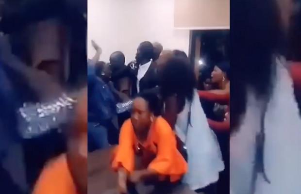 Apr : La réunion de la Cojer implose en coups de poings (vidéo)