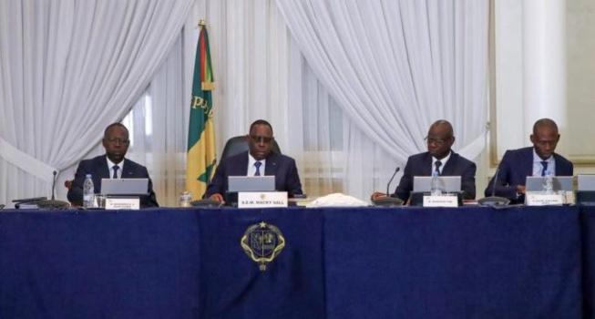 Communiqué du Conseil des ministres du jeudi 23 janvier 2020