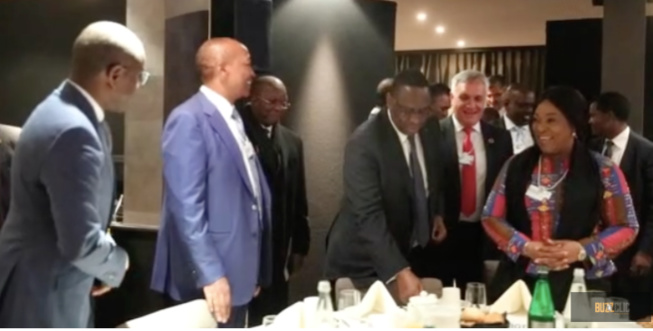 Vidéo : Le Président Macky Sall à la 50ème édition du forum de Davos en Suisse