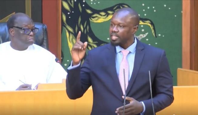 Ousmane Sonko: «Le seul responsable de la corruption au Sénégal s'appelle Macky Sall»