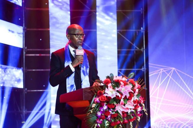 Le Président Abdoul Mbaye a été l'invité de festivités organisées en prélude à la fête du nouvel an chinois.