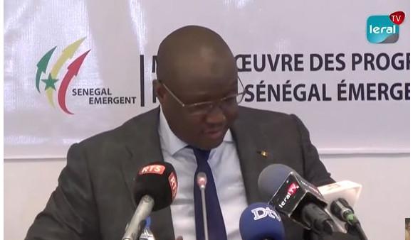 VIDEO - Ministre du Pétrole et des Énergies (Mouhamadou Makhtar CISSE) à la rencontre des experts...