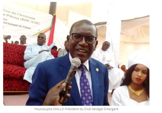 Le Club Sénégal Emergent expulsé de ses locaux à la cité Keur Gorgui