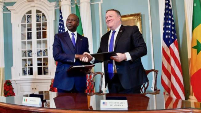 """Un """"Don"""" De 320 Milliards Des États-Unis Pour L'énergie Au Sénégal"""