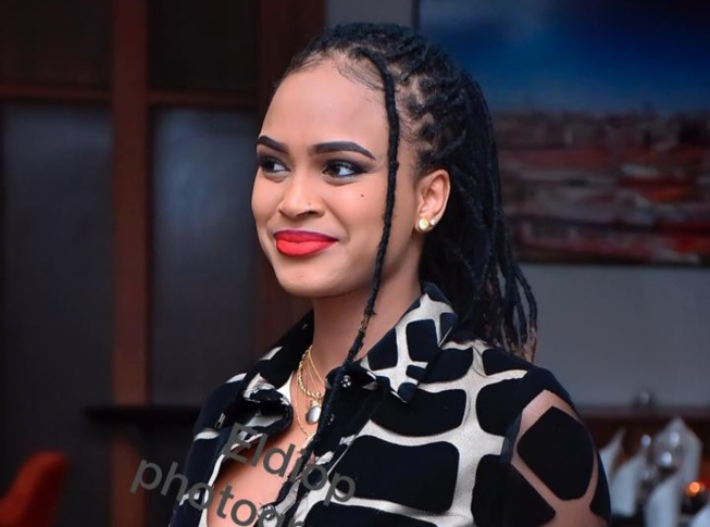 Voici Marie Louis Diaw l'ex copine de Babacar Gueye … Est-Elle Jalouse Du Couple Racky Aidara Et… (photos)