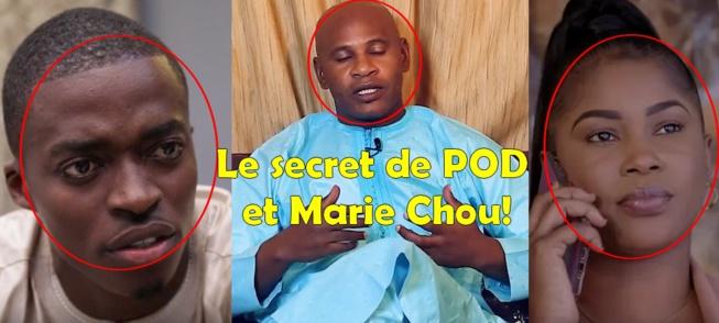 Lopez de la série Pod et Marichou est en colère : lima gueuna metty si Pod et Marichou c'est.......
