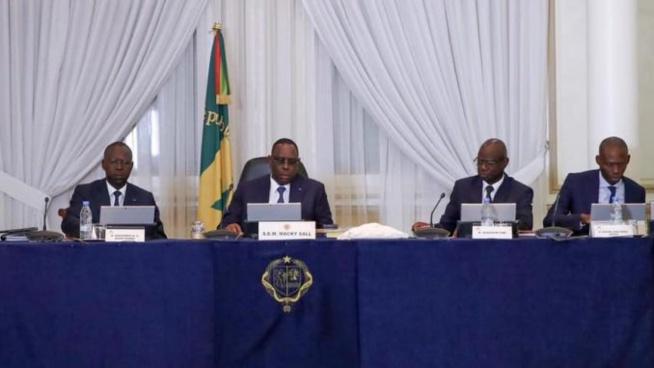 Les nominations en Conseil des ministres du 03 février 2020