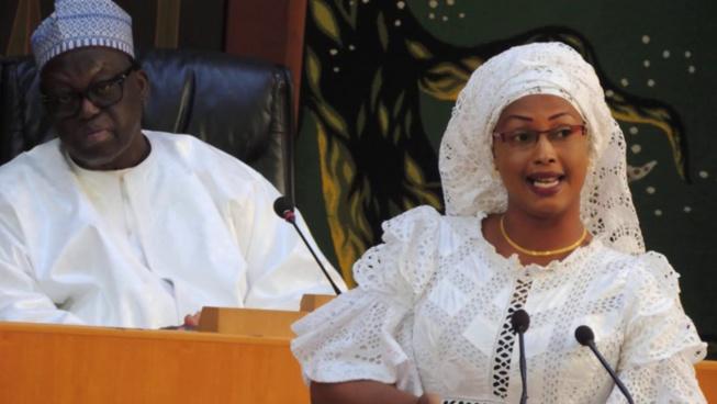 Dérapage verbal : La députée Aminata Diao agace ses collègues
