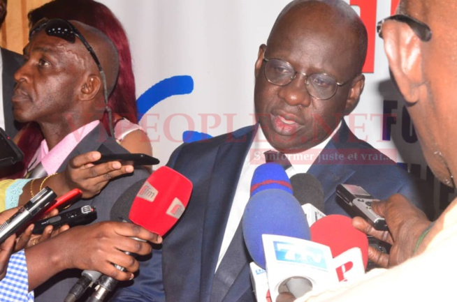 VIDÉO: Le président Mbagnick Diop du MEDS sur le Forum du 1er emploi 19 eme éditions: