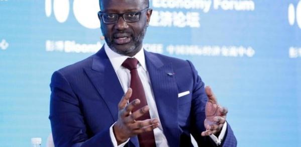 Fragilisé par une affaire d'espionnage, Tidjane Thiam démissionne du Credit Suisse