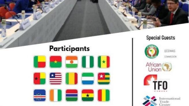 Programme de la cérémonie d'ouverture de l'assemblée Générale (FEWACCI) Fédération des chambres de commerce et d'industrie de l'Afrique de l'Ouest