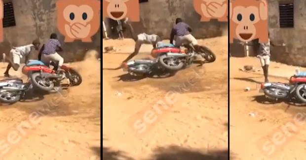 Thiès : Alioune Ndiaye mortellement heurté lors d'une course d'un groupe de mototaxis Jakarta.