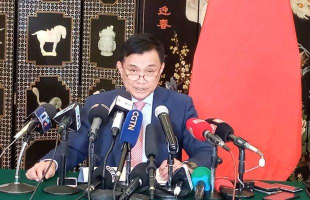 Coronavirus : L'ambassadeur de Chine au Sénégal en « colère »