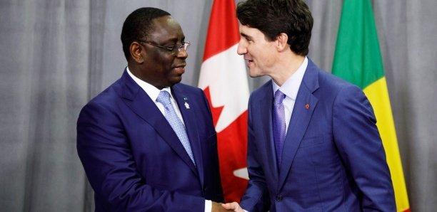 Investissement canadien au Sénégal: Plus de 545 milliards FCfa investis depuis 1960