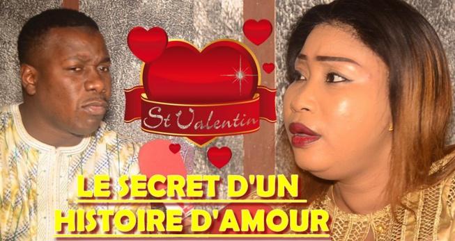 VIDÉO St Valentin: Djiby Drame comment j'ai rencontré mon épouse Maman chérie