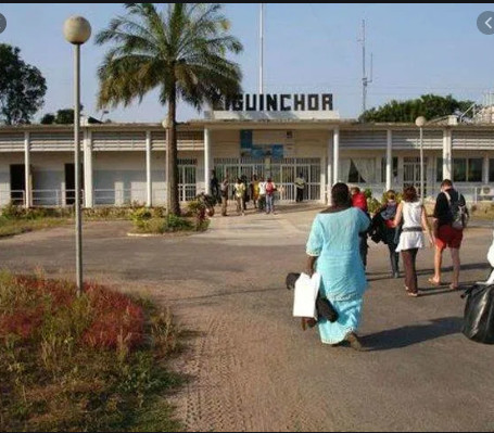 Incendie de l'Aéroport de Ziguinchor - ADS rassure: « L'aéroport est resté ouvert à la circulation aérienne et aucun vol n'a été annulé »