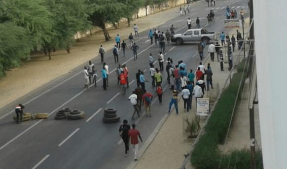 Mort du jakartaman à Fatick : Les jeunes manifestants arrêtés, libres comme le vent