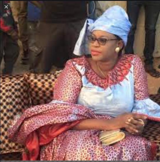 """"""" Nous ferons face à toute personne qui veut fragiliser le Président.."""" Néné Fatoumata TALL, Ministre de la Jeunesse"""