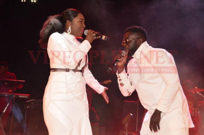 VIDÉO: Comment le couple Maabo a fêté St Valentin au grand théâtre.